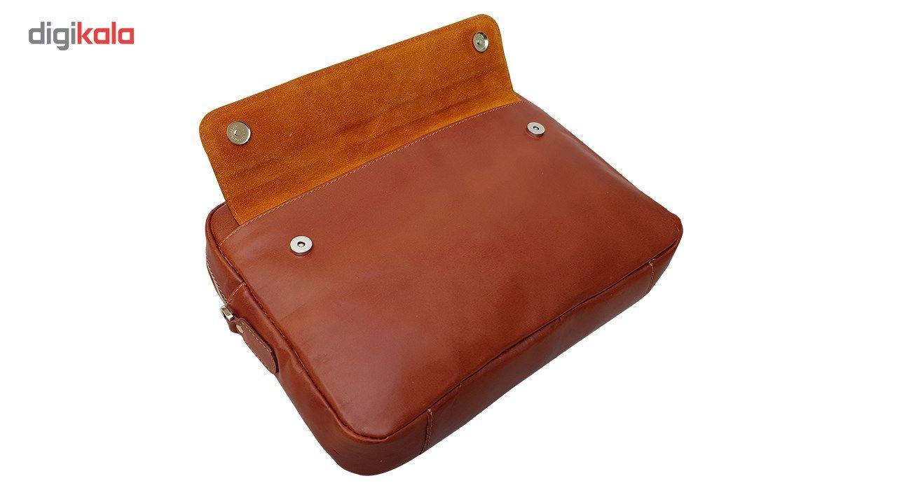 کیف چرم دستی مدل MENDOZA main 1 7