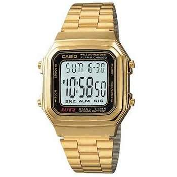 ساعت مچی دیجیتالی  کاسیو مدل A178WGA-1ADF