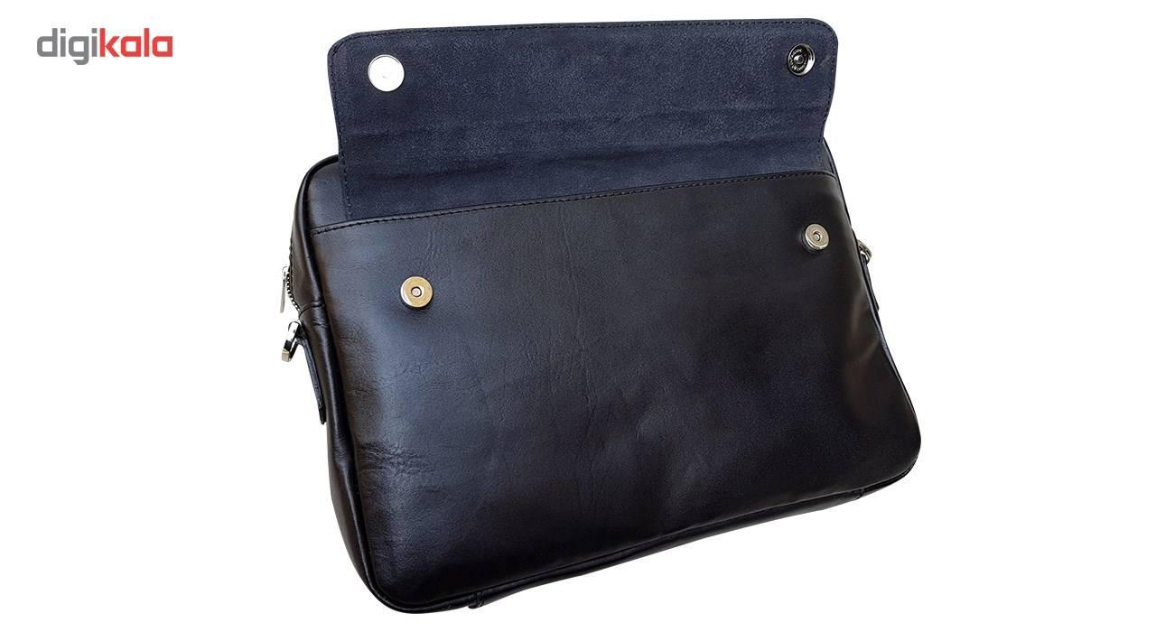 کیف چرم دستی مدل MENDOZA main 1 9