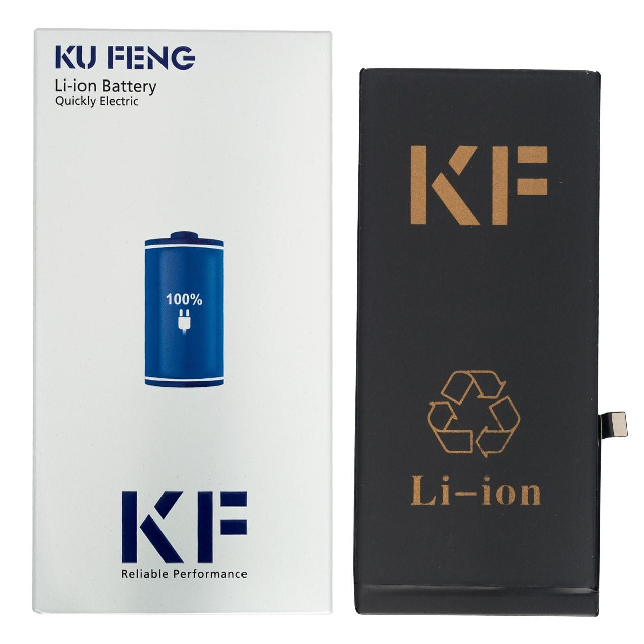 باتری موبایل کافنگ مدل KF-8G با ظرفیت 1821mAh مناسب برای گوشی های موبایل آیفون 8