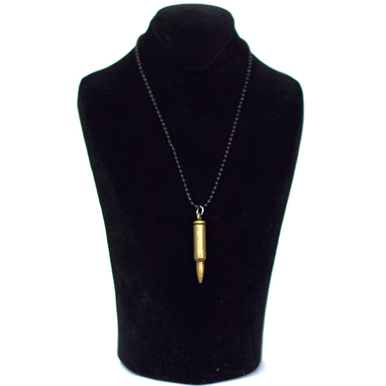 گردنبند ویولا مدل Magnum Bullet B02