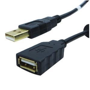 کابل افزایش طول USB 2.0 فرانت مدل P01 به طول 1.5 متر