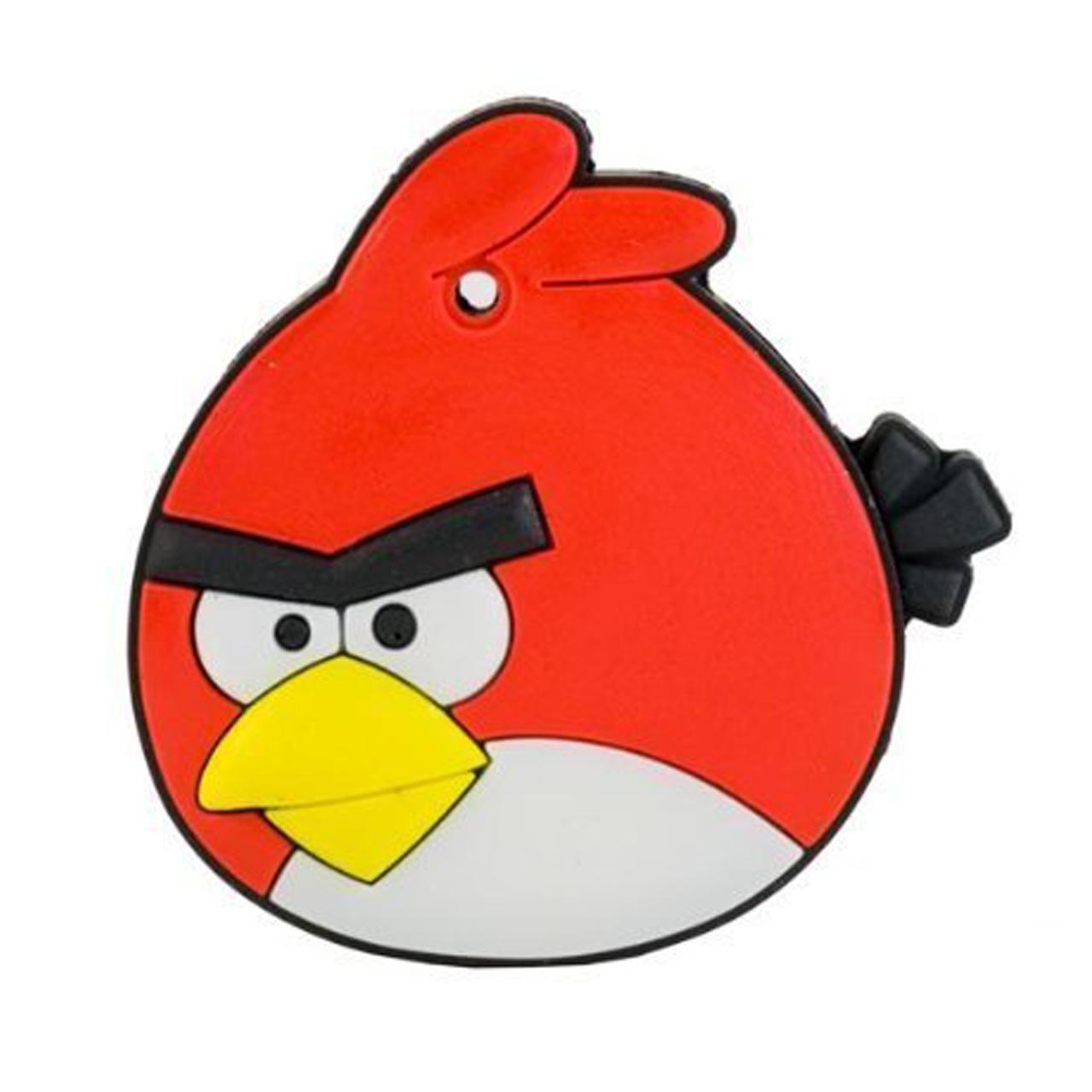 بررسی و خرید [با تخفیف]                                     فلش مموریمدل Ul-Angry Birds01 ظرفیت 16 گیگابایت                             اورجینال