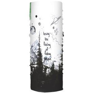 دستمال سر و گردن مدل درخت کد A59