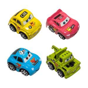 اسباب بازی مدل Cars بسته 4 عددی