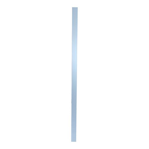 شمشه آلومینیوم مدل 25 طول ۲ متر
