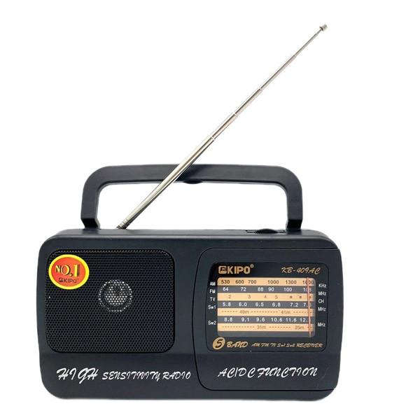 رادیو کیپو  مدل KB-409AC