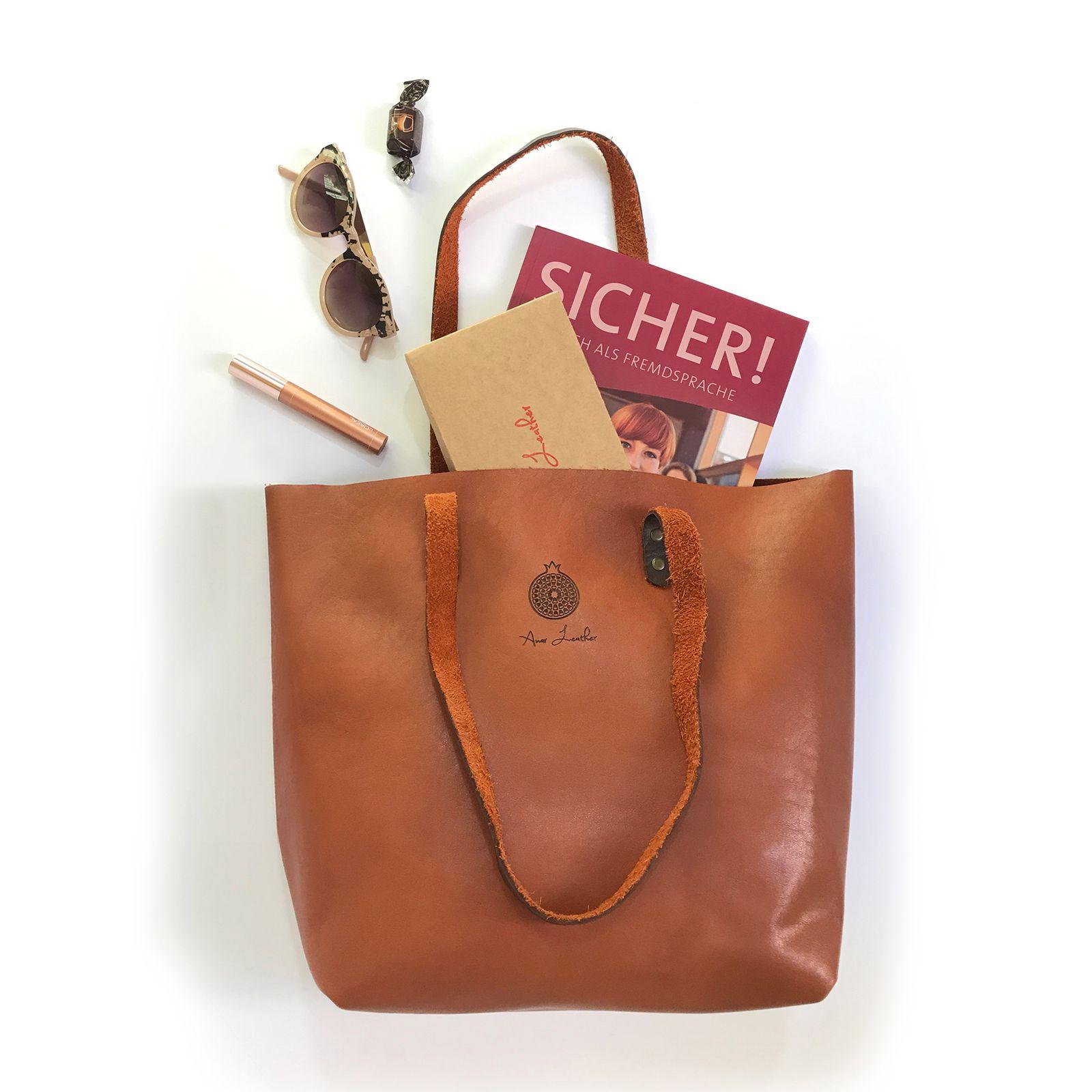 کیف دوشی زنانه انار لدر مدل کارینا -  - 13