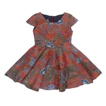 پیراهن دخترانه ماي کيد مدل شايلي کد 6179-1