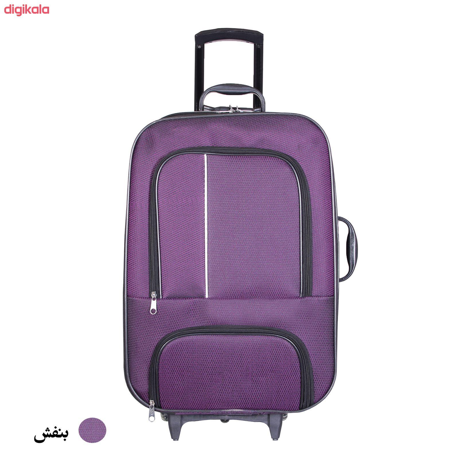 مجموعه دو عددی چمدان پرواز مدل M01000 main 1 1