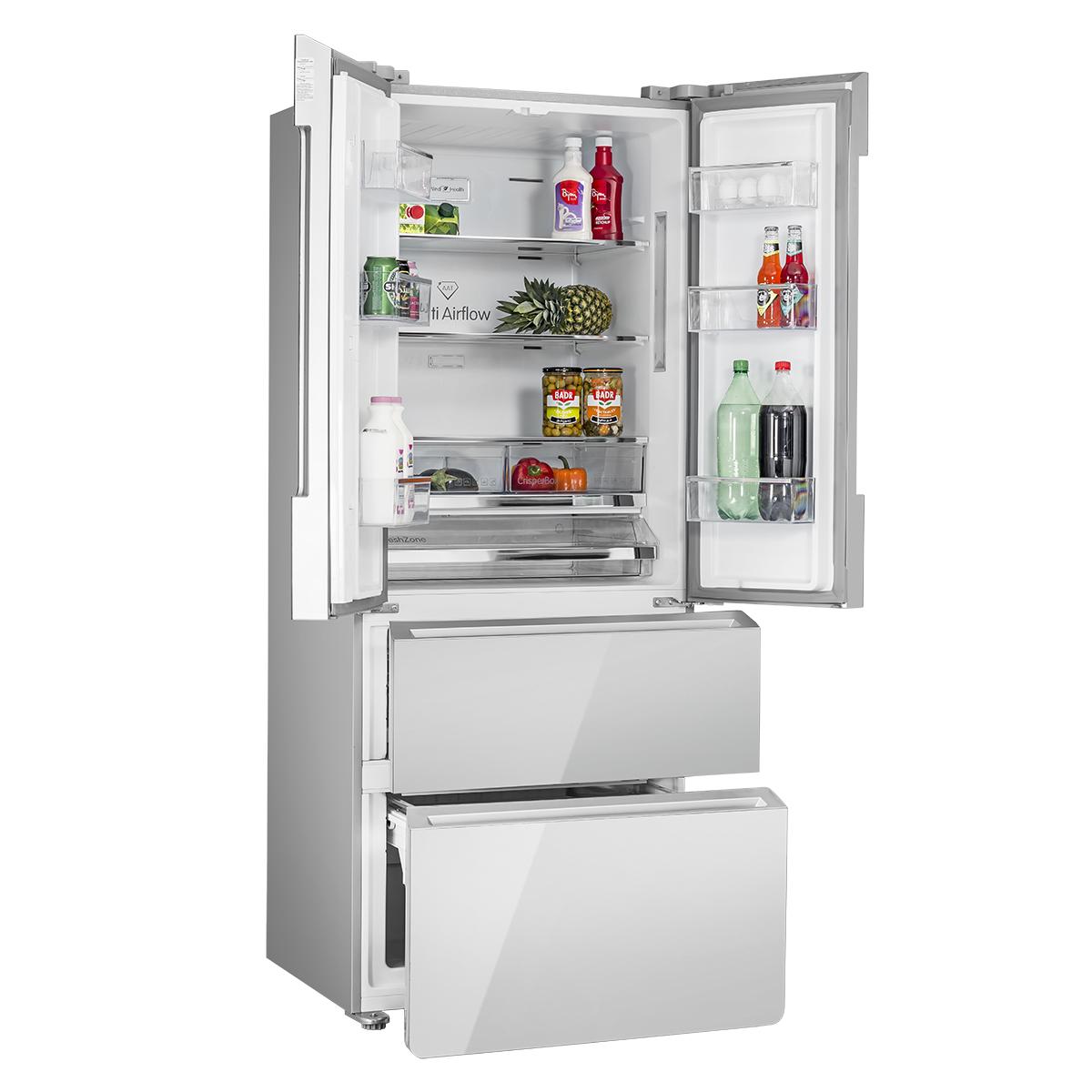 یخچال و فریز تی سی ال مدل TRF-480EG
