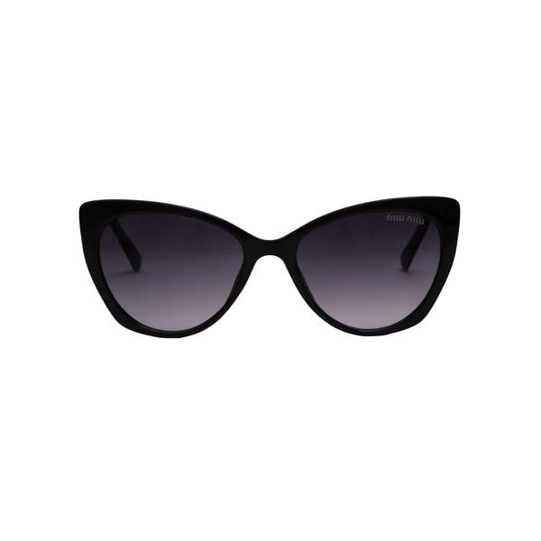 عینک آفتابی زنانه میو میو مدل 0085