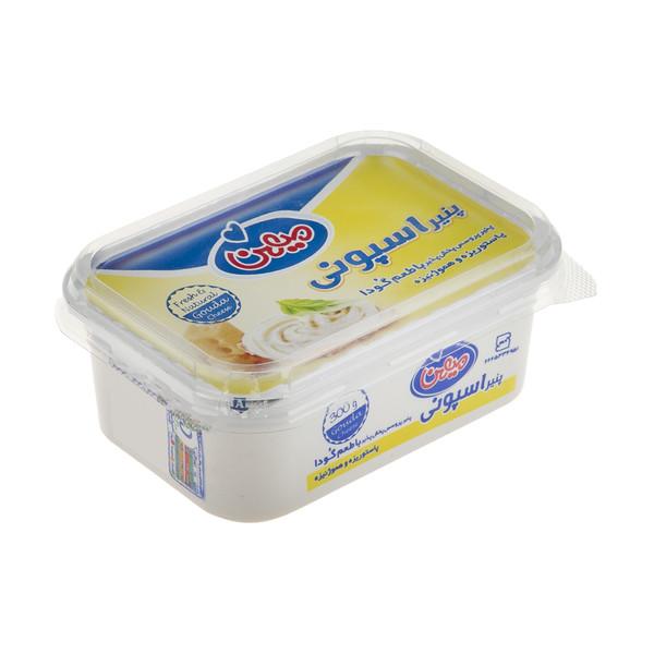 پنیر اسپونی میهن با طعم گودا - 300 گرم