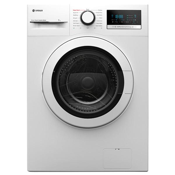 ماشین لباسشویی اسنوا مدل SWM 72300 ظرفیت 7 کیلوگرم
