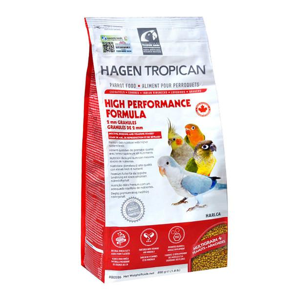 غذای طوطی سانان هاگن مدل تقویتی وزن 820 گرم