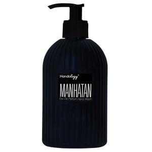 مایع دستشویی هندولوژی مدل perfum-manhatan حجم 470 میلی لیتر