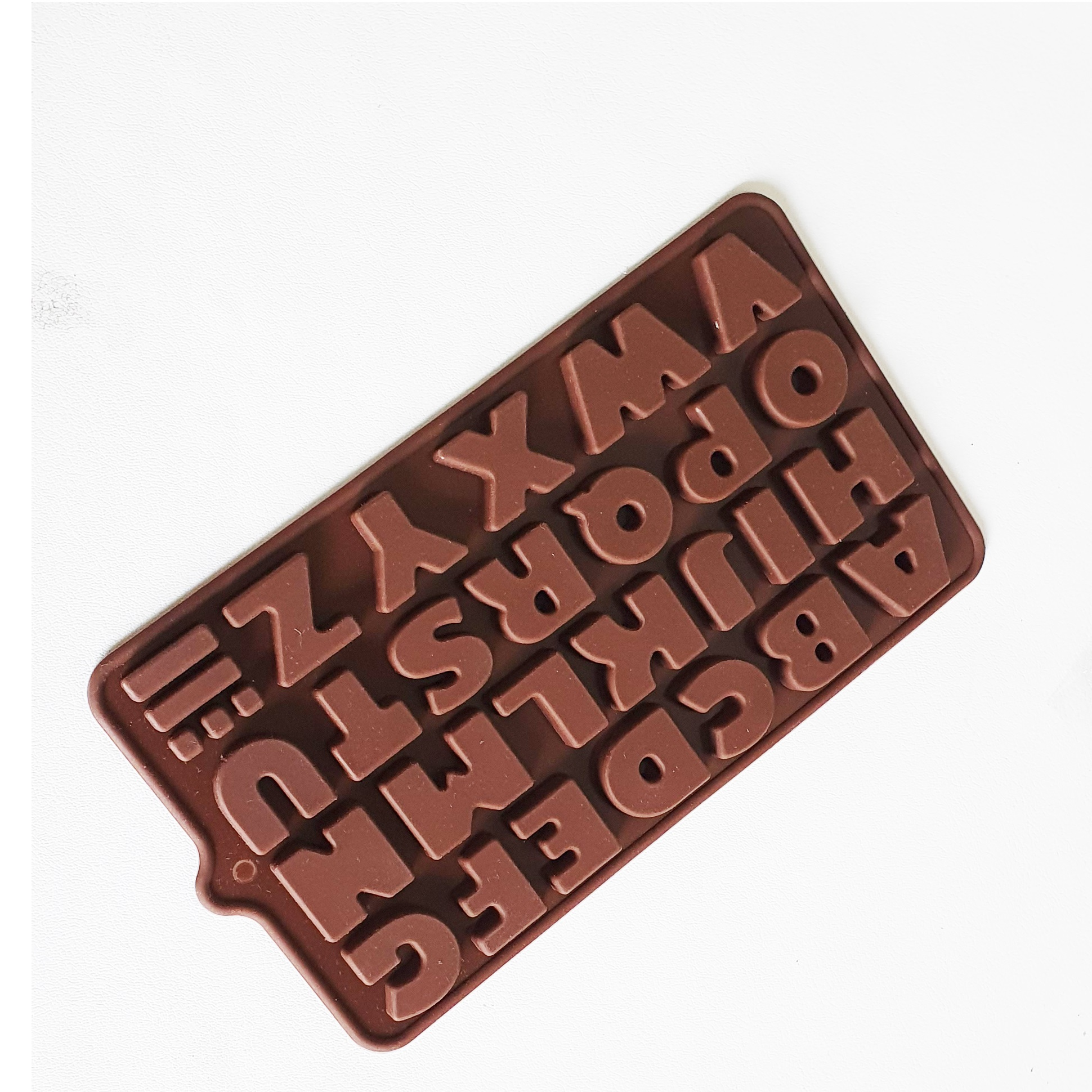 قالب شکلات طرح انگلیسی کد Mhr-326
