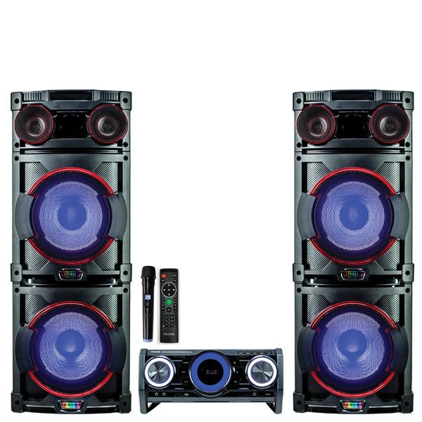 پخش کننده خانگی میکرولب مدل DJ KM-700