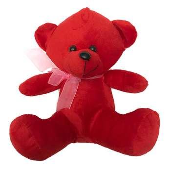 عروسک طرح خرس مدل nc 11 ارتفاع 20 سانتیمتر