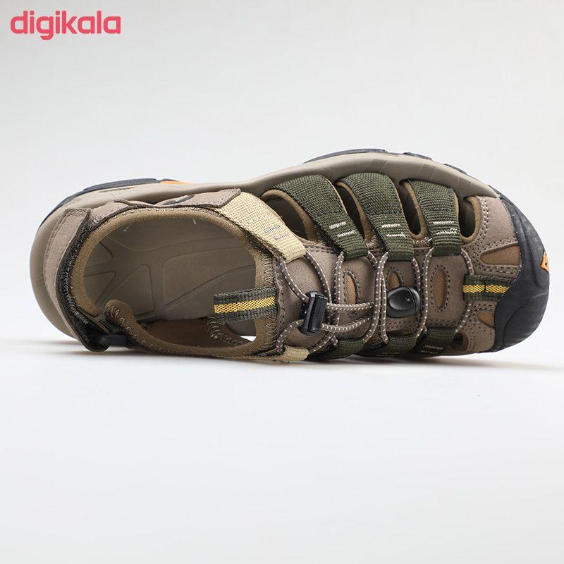 صندل مردانه هامتو مدل 710445A-4 main 1 4