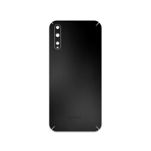 برچسب پوششی ماهوت مدل Black-Matte مناسب برای گوشی موبایل هوآوی Y8p