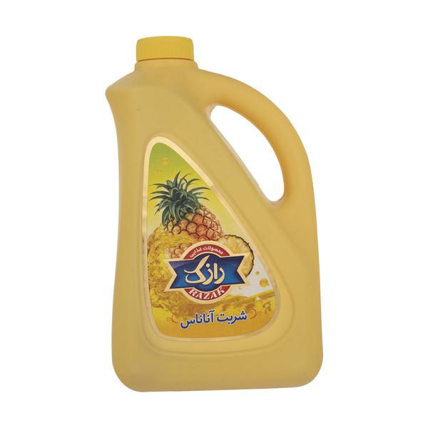 شربت آناناس رازک - 3 کیلوگرم