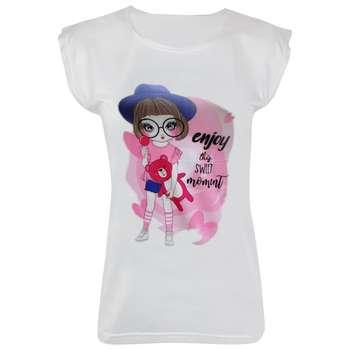 تی شرت زنانه ماییلدا مدل 3522-9