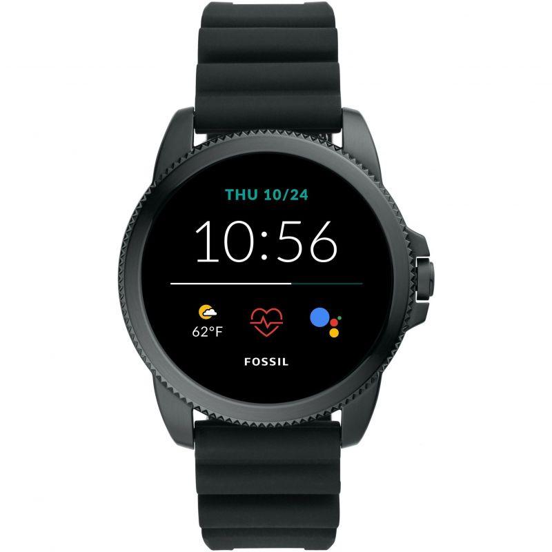 بررسی و {خرید با تخفیف}                                     ساعت هوشمند فسیل مدل FTW4047                             اصل