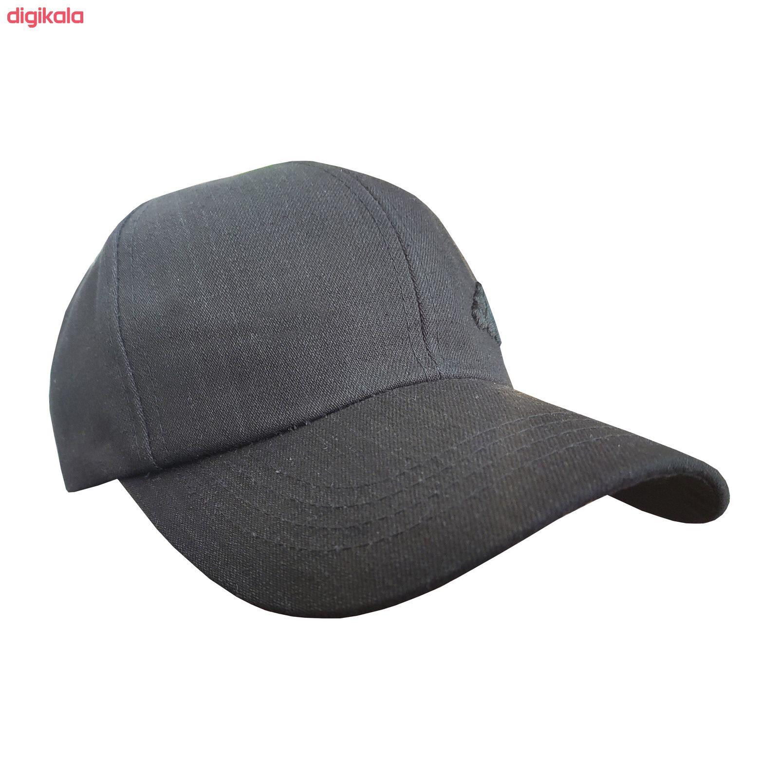 کلاه کپ مردانه مدل 3LE کد 30324 main 1 3