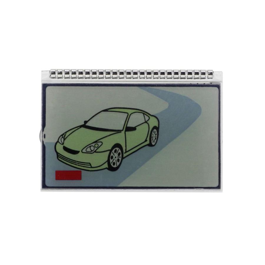 نمایشگر دزدگیر خودرو مدل 902