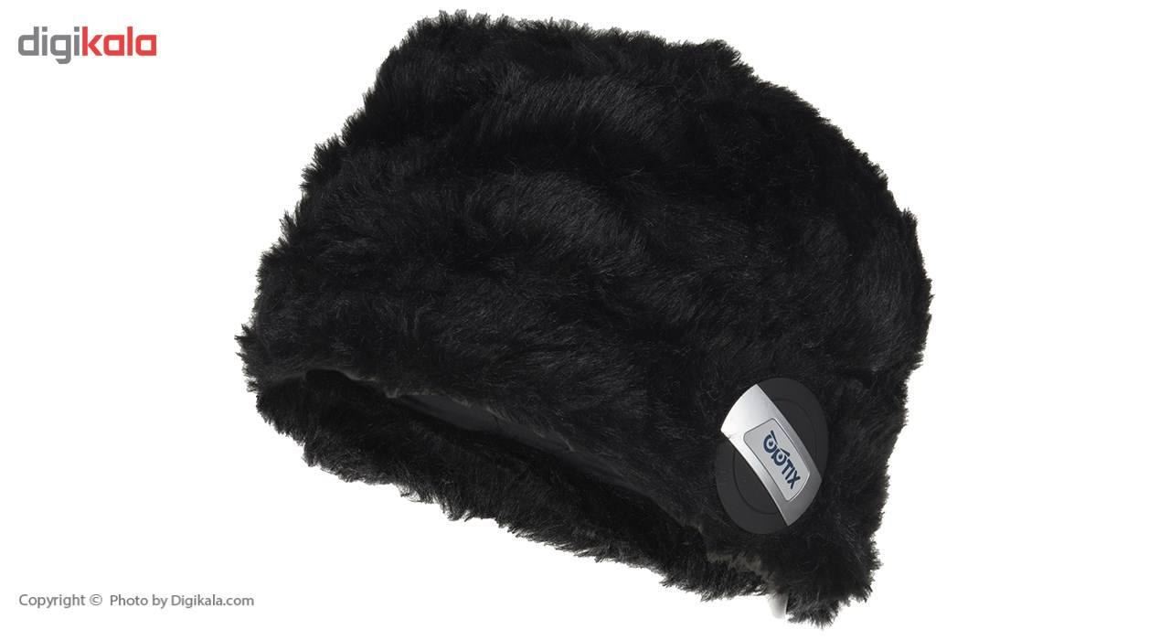 کلاه هدفون بی سیم اپتیکس مدل XO-1 همراه با شال گردن main 1 5