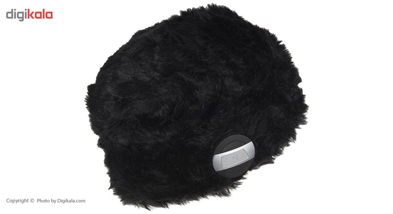 کلاه هدفون بی سیم اپتیکس مدل XO-1 همراه با شال گردن main 1 7