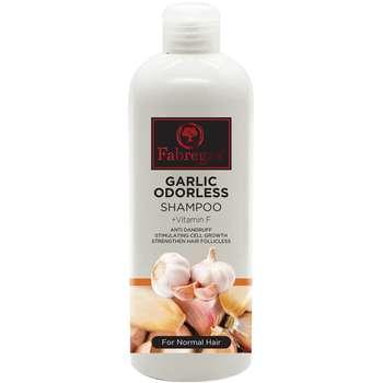 شامپو مو فابریگاس مدل Garlic Odorless حجم 400 میلی لیتر