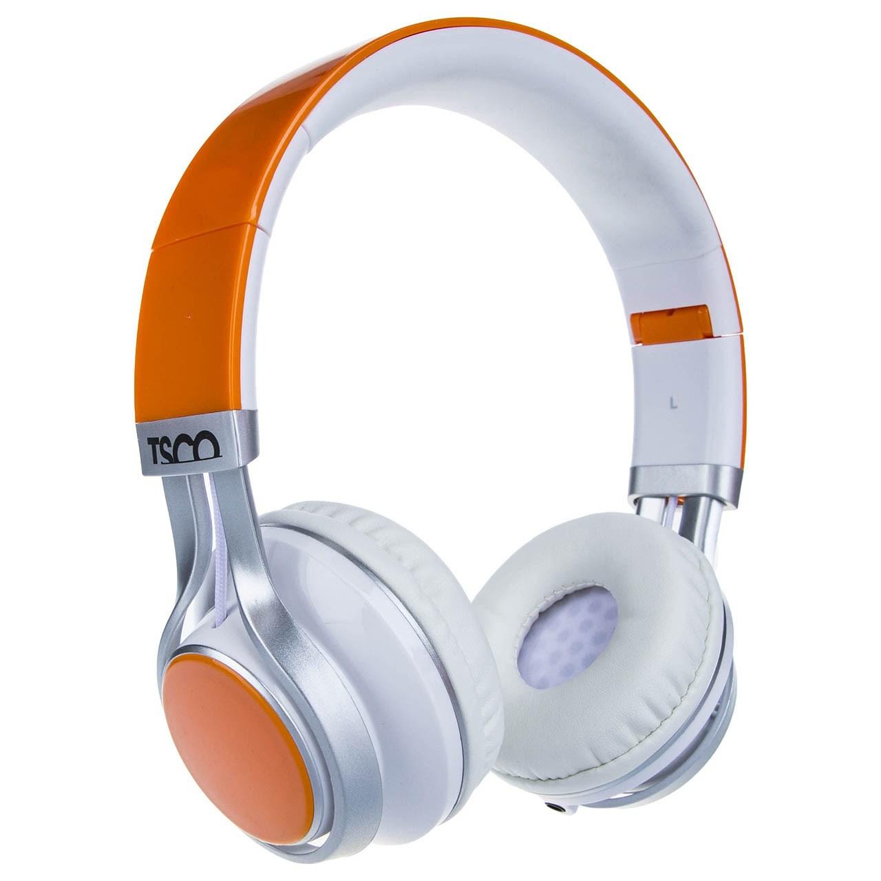 هدفون تسکومدل TH-5096 | TSCO TH-5096 Headphone With Microphone