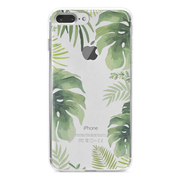 کاور  ژله ای مدل  Tropicalمناسب برای گوشی موبایل آیفون 7 پلاس و 8 پلاس