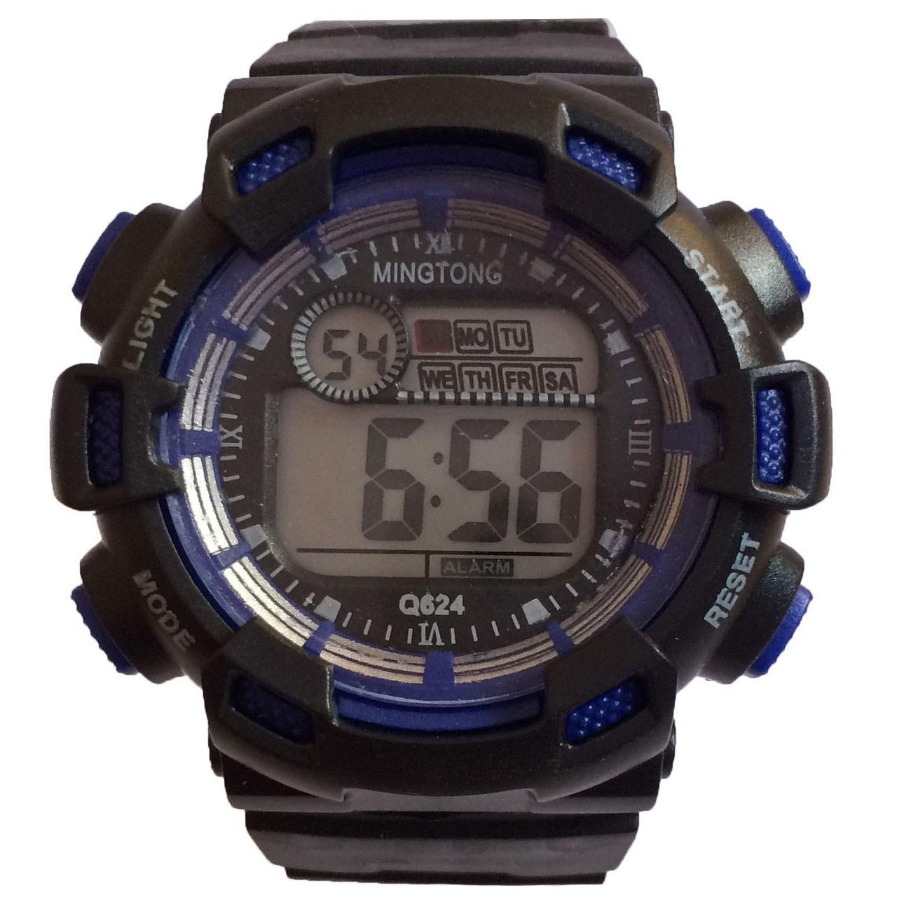 ساعت مچی دیجیتالی مینگ تانگ کد 02             قیمت