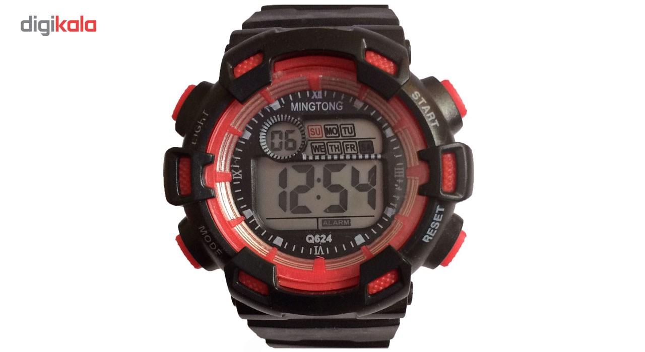 ساعت مچی دیجیتالی مینگ تانگ کد 03             قیمت