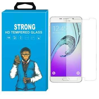 محافظ صفحه نمایش شیشه ای تمپرد مدل Strong مناسب برای گوشی  سامسونگ گلکسی A7