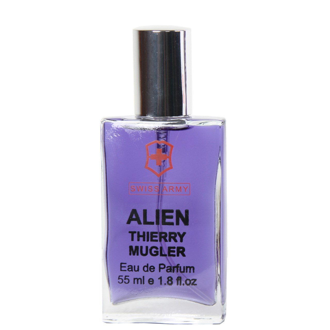 خرید اینترنتی ادو پرفیوم زنانه سوییس آرمی تیری ماگلر مدل Alien حجم 55 میلی لیتر اورجینال