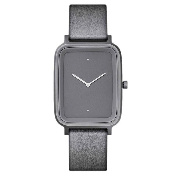 ساعت مچی عقربه ای مدل Oblong