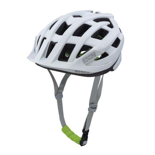 کلاه ایمنی دوچرخه آی ایکس اس مدل Kronos White-Sm