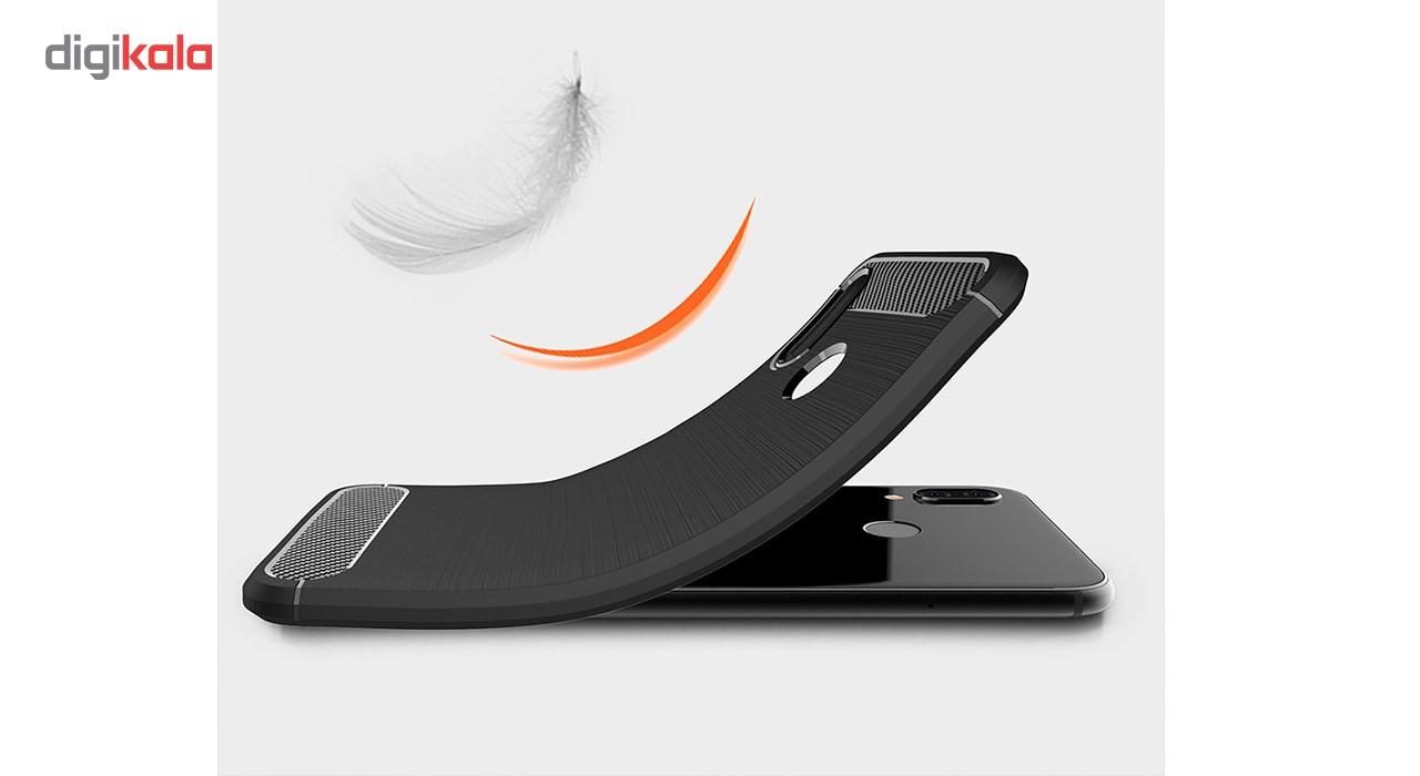 قاب ژله ای سیلیکونی مناسب برای گوشی موبایل هوآوی P20 Lite / Nova 3e