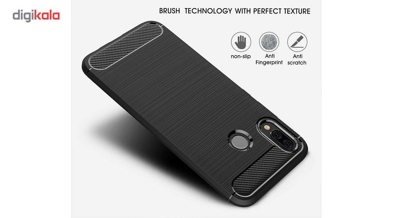 قاب ژله ای سیلیکونی مناسب برای گوشی موبایل هوآوی P20 Lite / Nova 3e main 1 4