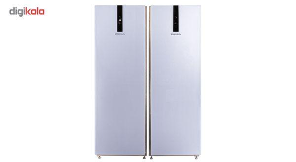 یخچال و فریزر امرسان مدل FN15DEL-RH15DEL | Emersun FN15DEL-RH15DEL Refrigerator