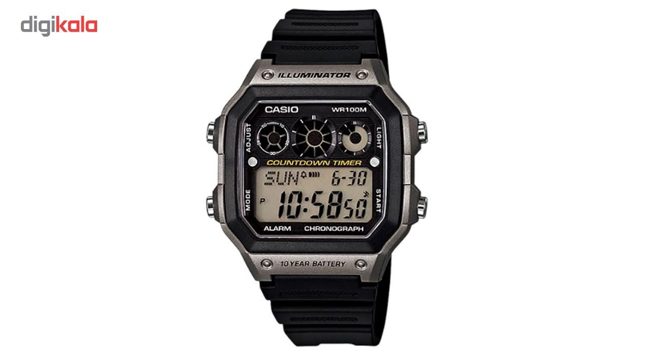 ساعت مچی دیجیتالی  کاسیو مدل AE-1300WH-8AVDF             قیمت