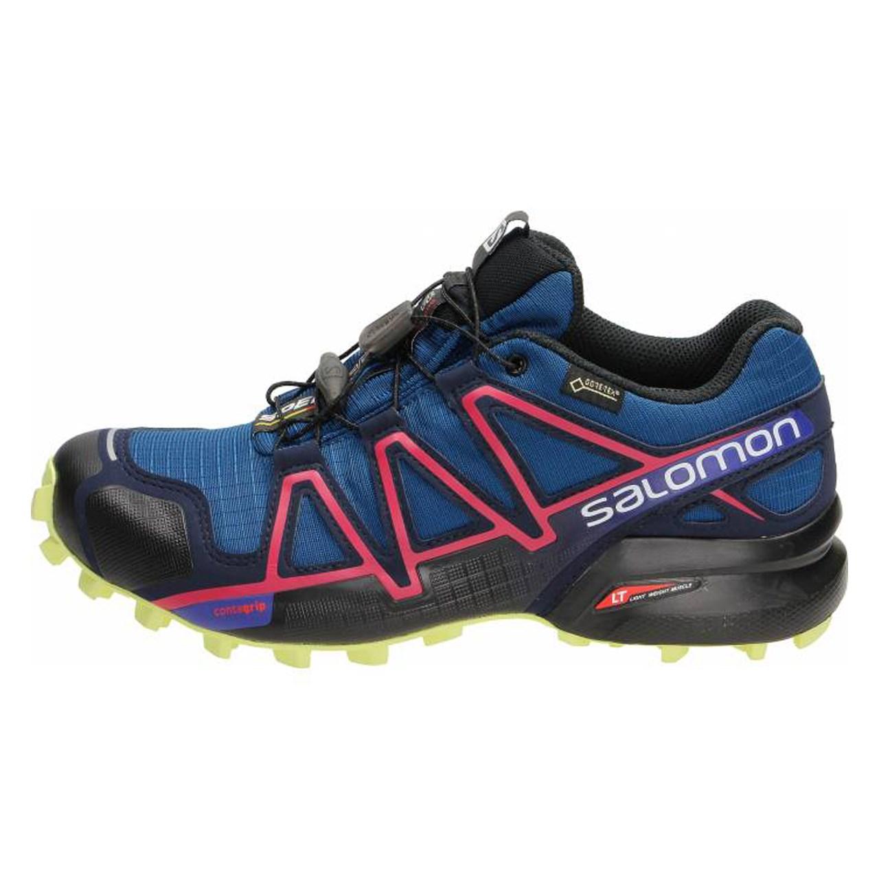 کفش مخصوص دویدن زنانه سالومون مدل 399716