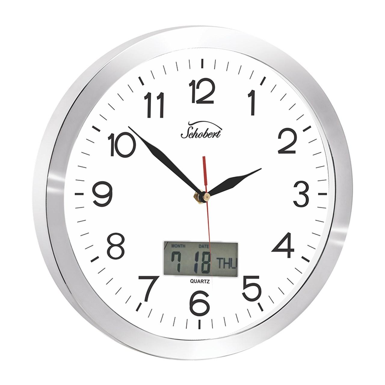 ساعت دیواری شوبرت مدل 5166c2
