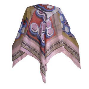 روسری رومانو طرح فانتزی کد 89