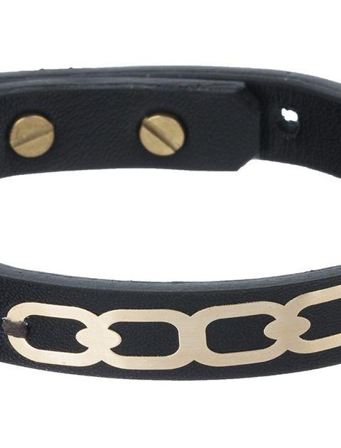 دستبند طلا 18 عیار ماهک مدل MB0848 -  - 2
