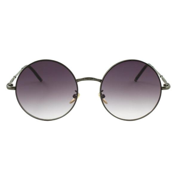 عینک آفتابی ویلی بولو مدل Pure Grey Round